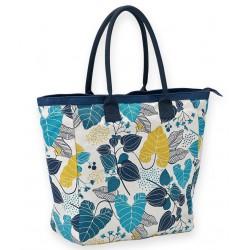 Shopping Bag Garden Zipped Mr & Mrs Clynk