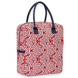 Sac Week-end Ikat rouge Mr & Mrs Clynk