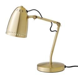Desk Lamp Brushed Brass Superliving
