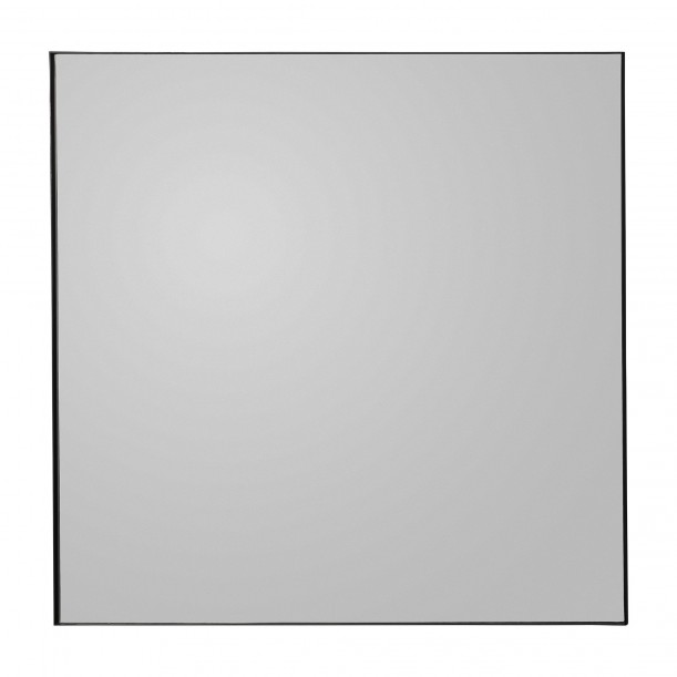 Quadro Mirror Black Square 90 X 90 cm AYTM