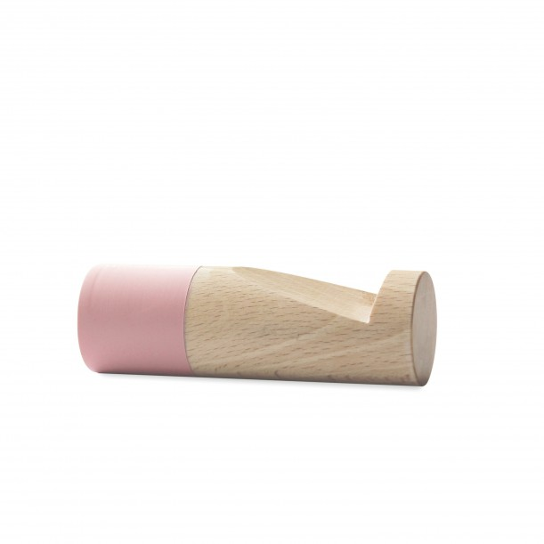 Wook cylindrical Rose Hook Small Diam 30 x 90 mm Archiv Collection