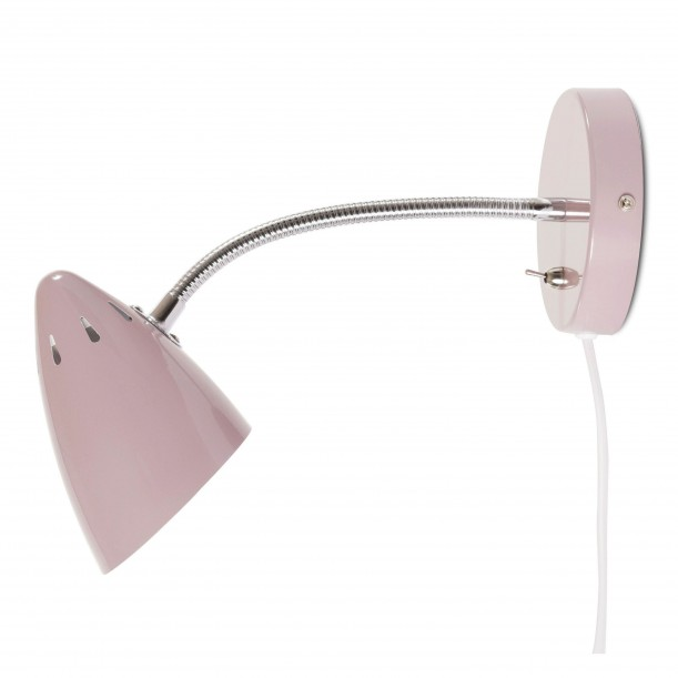 Wall Lamp Dark Rose Waterquest