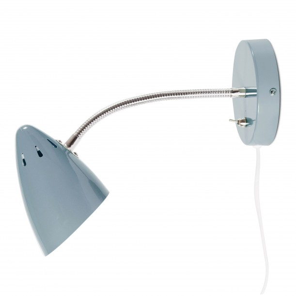 Wall Lamp Industrie Blue Waterquest