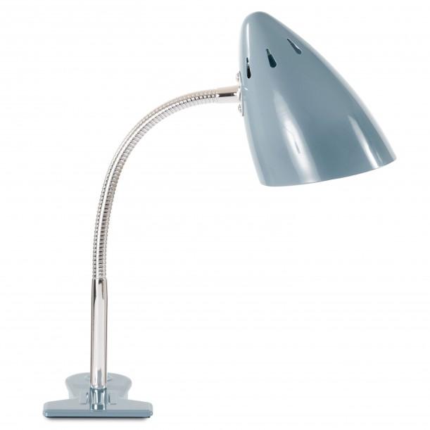 Lampe Clip Bleu Industrie Waterquest
