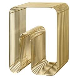 Stool Curva Brass AYTM