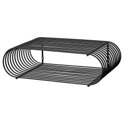 Shelf Curva Black AYTM