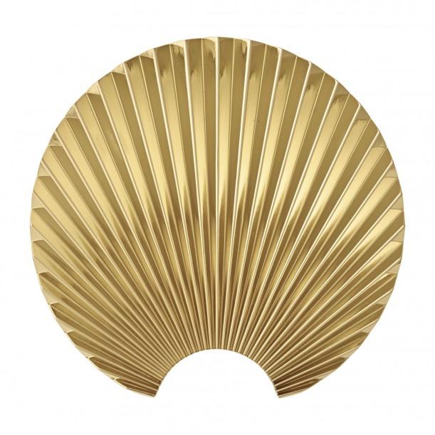 Hook Conchas Brass Small Diam 16 cm AYTM