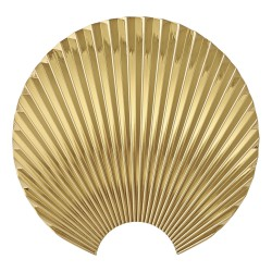 Hook Conchas Brass Medium Diam 20 cm AYTM