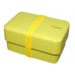 Bento Box Rectangle Green L 165 x l 108 x h 90 mm Takenaka