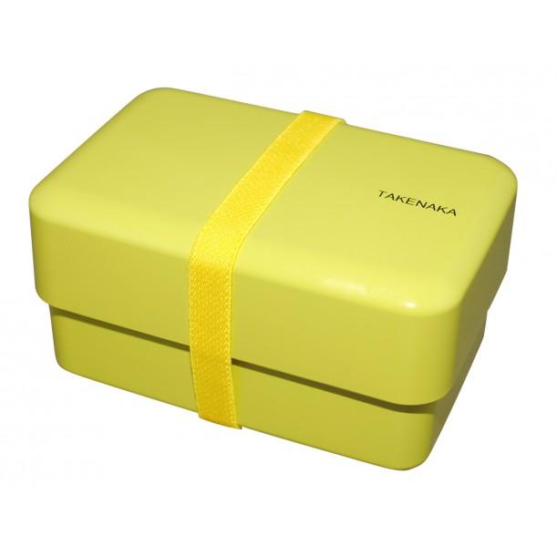 Bento Box Rectangle Verte L 165 x l 108 x h 90 mm Takenaka