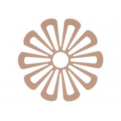 Dessous de Plat Daisy Nude Diam 15 cm Zone Denmark