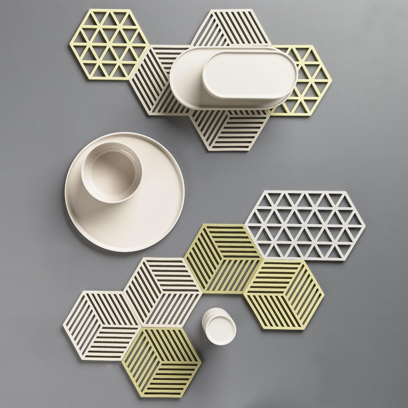 Trivet Hexagon 16 X 14 Cm Zone Denmark