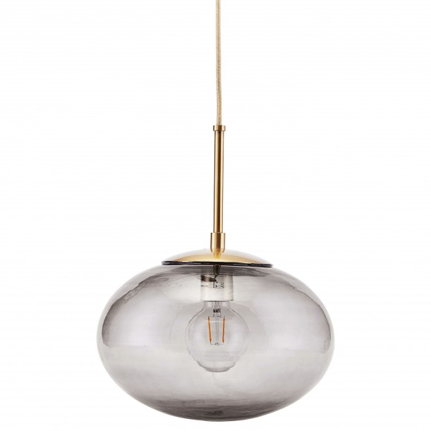 Opal Grey Pendant Large Diam 30 cm House Doctor