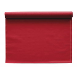 Rouleau de 12 Sets de Table Rouge Mydrap