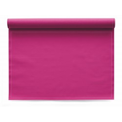 Rouleau de 12 Sets de Table Fuchsia Mydrap
