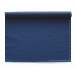 Rouleau de 12 Sets de Table Bleu Marine Mydrap