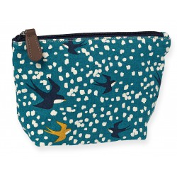 Cosmetic Bag Hirondelles Mr & Mrs Clynk