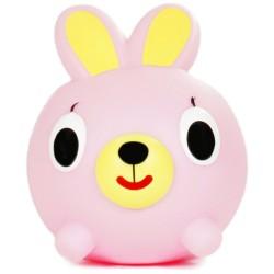 Jabber Ball Lapin Rose Sankyo Toys