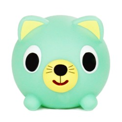 Jabber Ball Cat Green Sankyo Toys