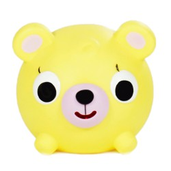 Jabber Ball Bear Yellow Sankyo Toys