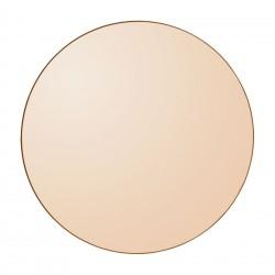 Circum Mirror Amber Medium Diam 90 cm AYTM