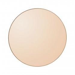 Circum Mirror Amber Small Diam 70 cm AYTM