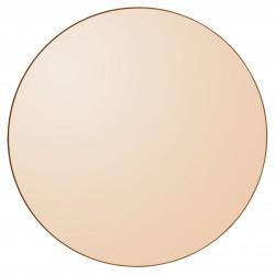 Circum Mirror Amber Large Diam 110 cm AYTM