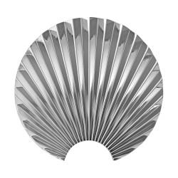 Patère Concha Silver X Small Diam 12 cm AYTM