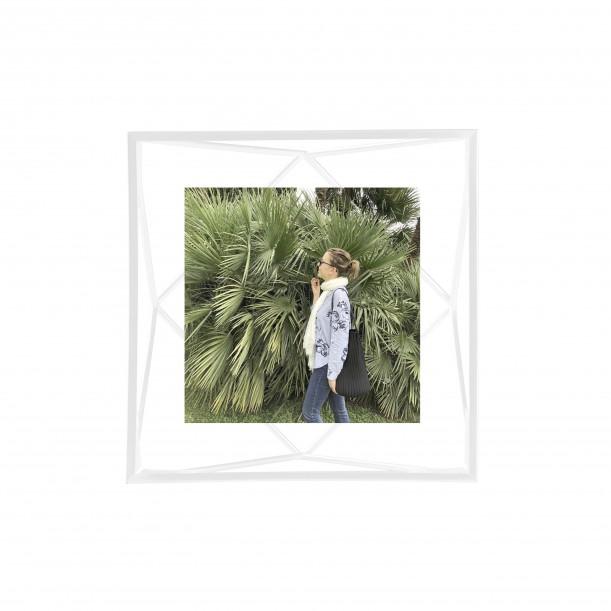 Cadre Prisma Blanc pour Photo 10 x 10 cm Umbra