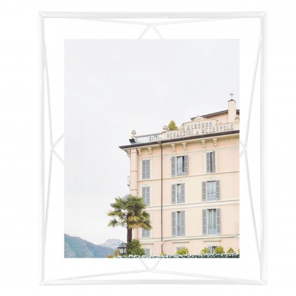 Cadre Prisma Blanc pour Photo 20 x 25 cm Umbra