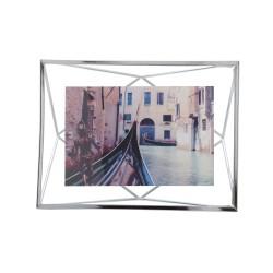 Cadre Prisma Chrome pour Photo 10 x 15 cm Umbra