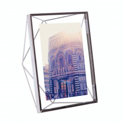 Prisma Frame Chrome for 13 x 18 cm Photo Umbra
