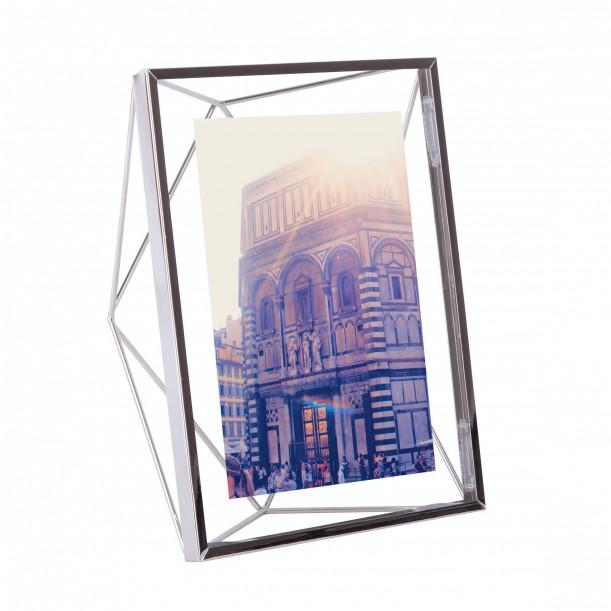 Cadre Prisma Chrome pour Photo 13 x 18 cm Umbra