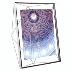 Cadre Prisma Chrome pour Photo 20 x 25 cm Umbra