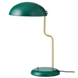 Twist Desk Lamp Matt Dark Green Superliving