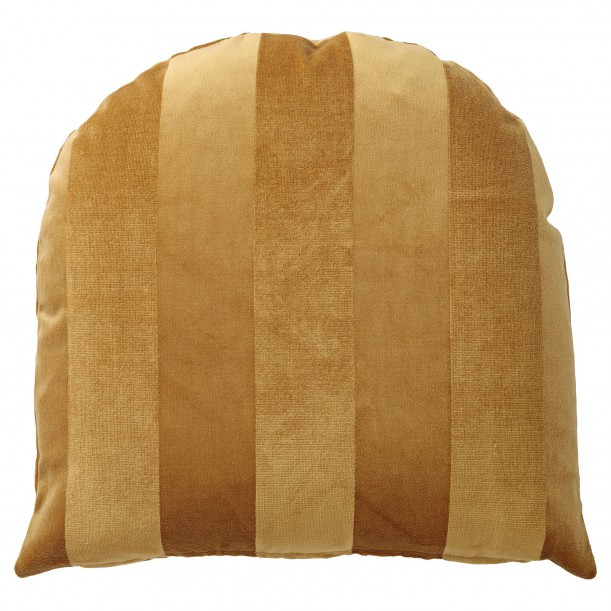 Arcus Cushion Amber Velvet 50 x 50 cm AYTM