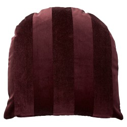 Arcus Cushion Bordeaux Velvet 50 x 50 cm AYTM