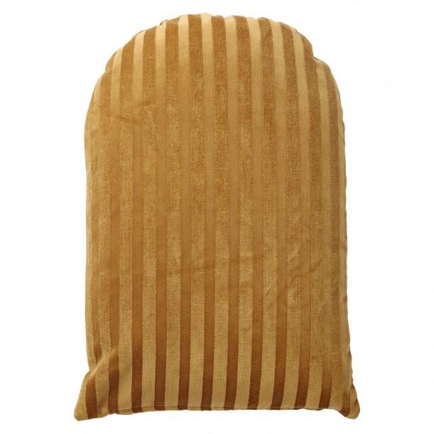 Arcus Cushion Amber Velvet 60 x 40 cm AYTM