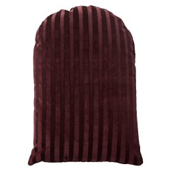 Arcus Cushion Bordeaux Velvet 60 x 40 cm AYTM