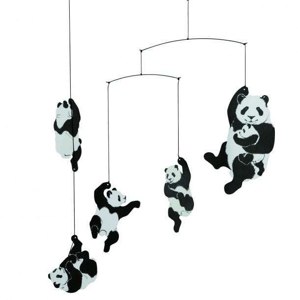 Mobile Panda Flensted Mobiles