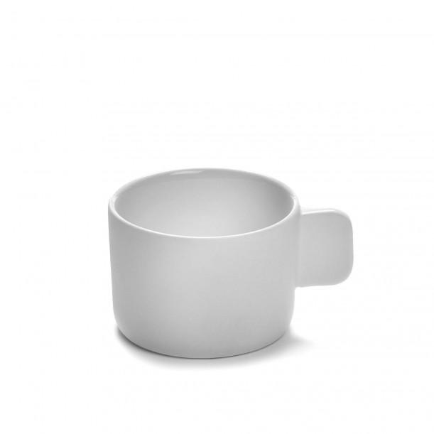 Expresso Cup HEII white porcelain Diam 6,5 cm Serax