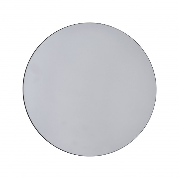 Mirror Walls Round Grey Diam 50 cm House Doctor
