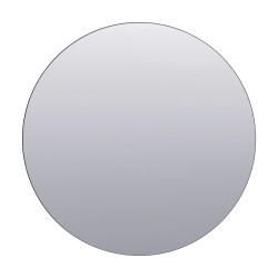 Mirror Walls Round Grey Diam 80 cm House Doctor