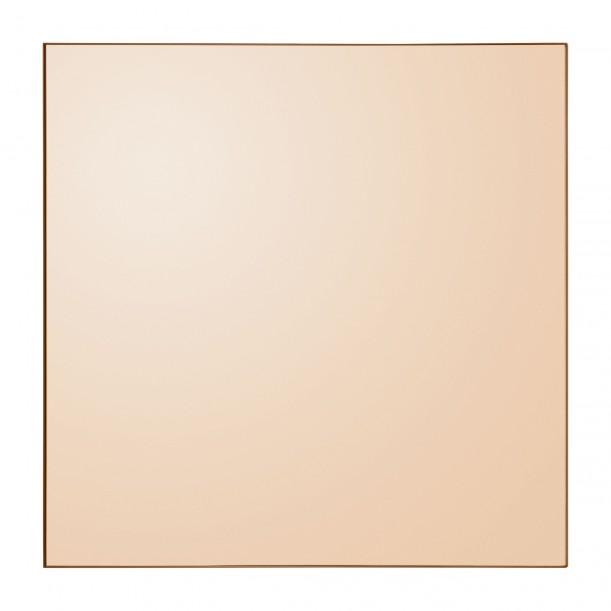 Quadro Mirror Amber Square 90 X 90 cm AYTM