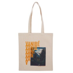 Tote Bag New Zealand 38 x 42 cm VANIBÉ