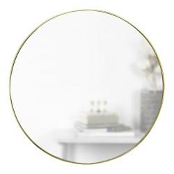Mirror Hubba Brass Round Diam 86 cm Umbra