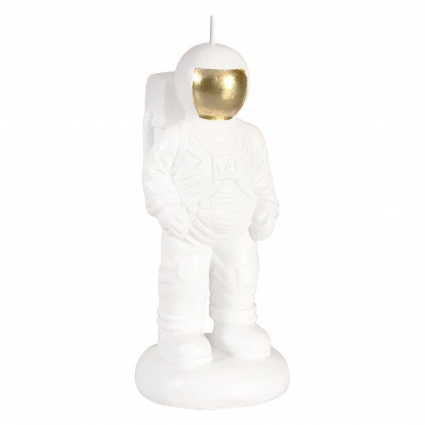 Candle Astronaut & klevering