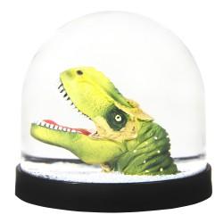 Boule à Neige Dinosaure & klevering