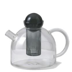 Still Teapot Clear Glass 1,5 L Ferm Living