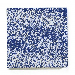 Serviettes de Table en Papier Splash Bleu Ferm Living